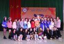 Sôi nổi chương trình chào đón tân sinh viên Khóa K20